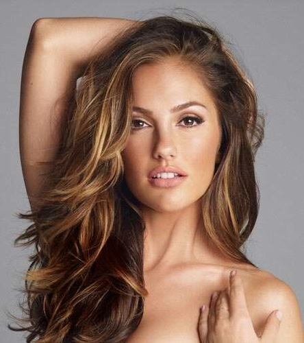 Minka Kelly in Human (J.J. Abrams).