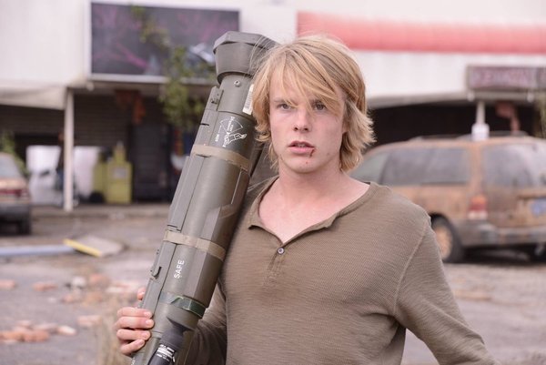 Graham Rogers as Danny Matheson - Revolution The Last Stand