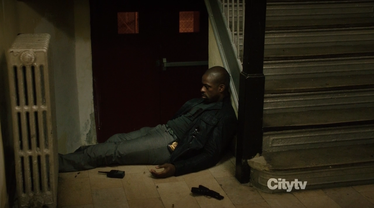 Cal Beecher (Sterling K. Brown) shot dead in Person of Interest