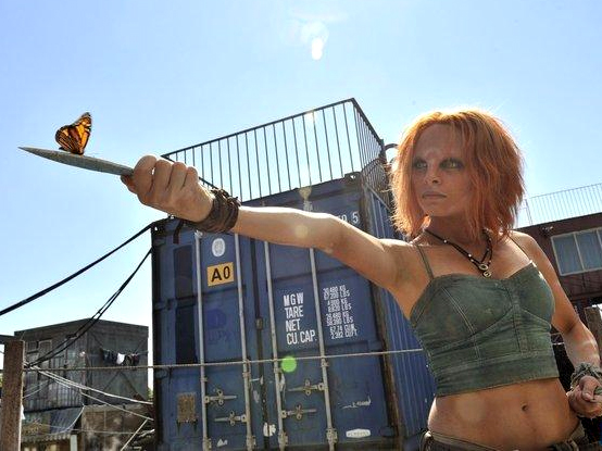 Defiance - Stephanie Leonidas as Irisa