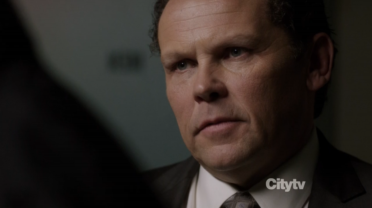 Detective Fusco (Kevin Chapman) - Person of Interest