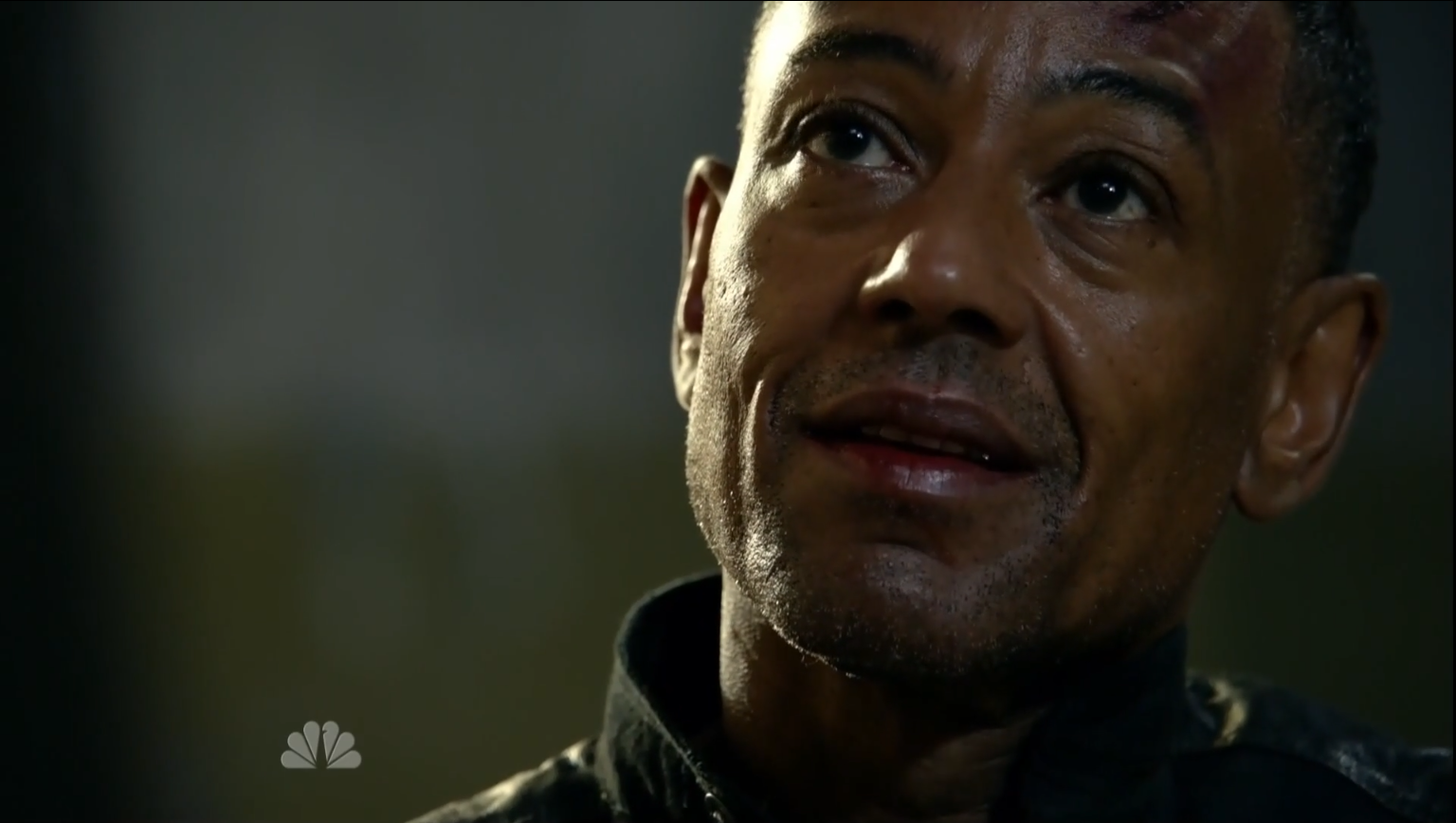 Major Tom Neville (Giancarlo Esposito) - Revolution
