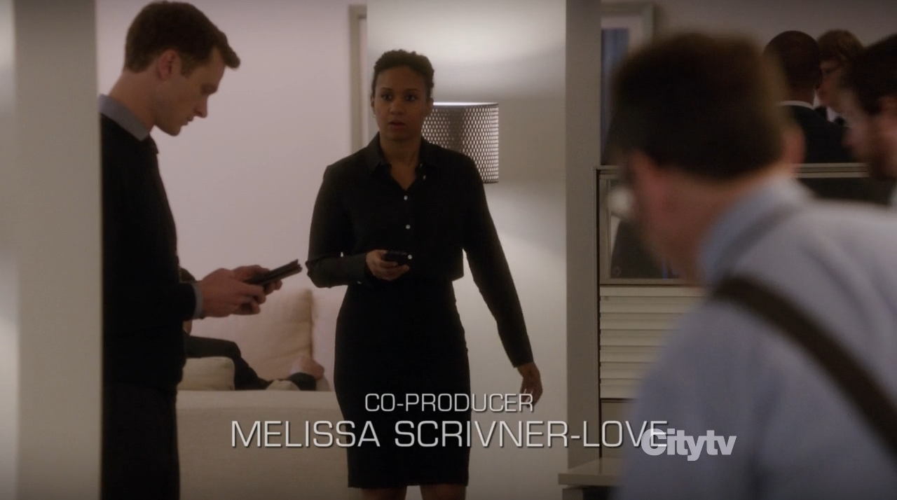 Monica Jacobs (Tracie Thoms) in person of interest