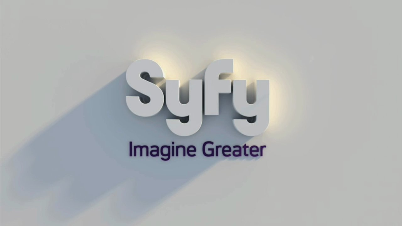 Syfy Channel logo - 7 new series - Syfy Channel developing 7 new sci-fi series!