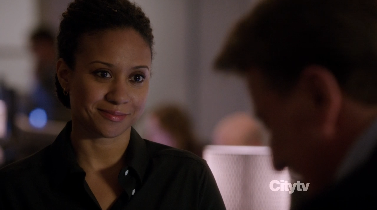 Tracie Thoms as Monica Jacobs - Person of Interest