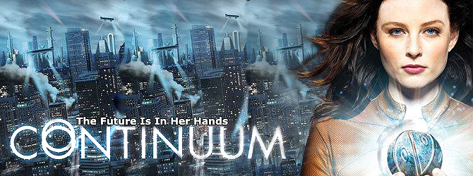continuum season 2 logo - rachel nichols