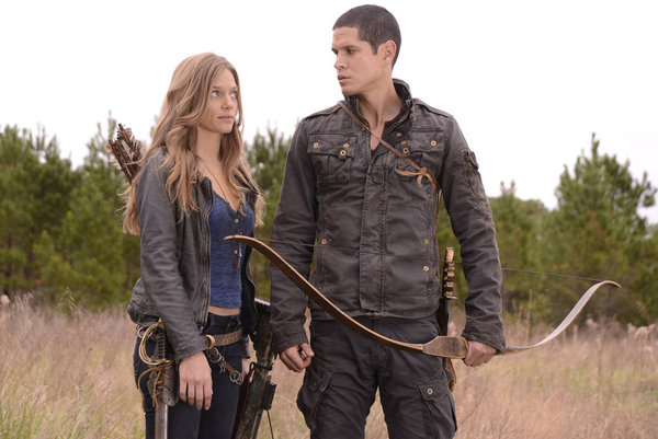 Tracy Spiridakos as Charlie Matheson, JD Pardo as Nate