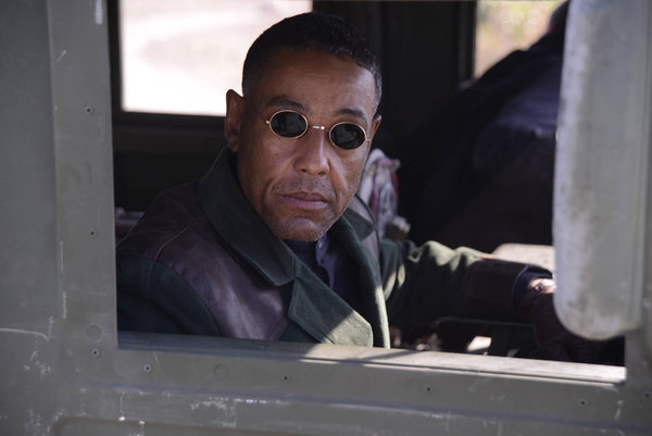 Giancarlo Esposito as Major Tom Neville 'The Song Remains The Same'