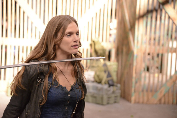 Tracy Spiridakos as Charlie Matheson 'The Song Remains The Same'