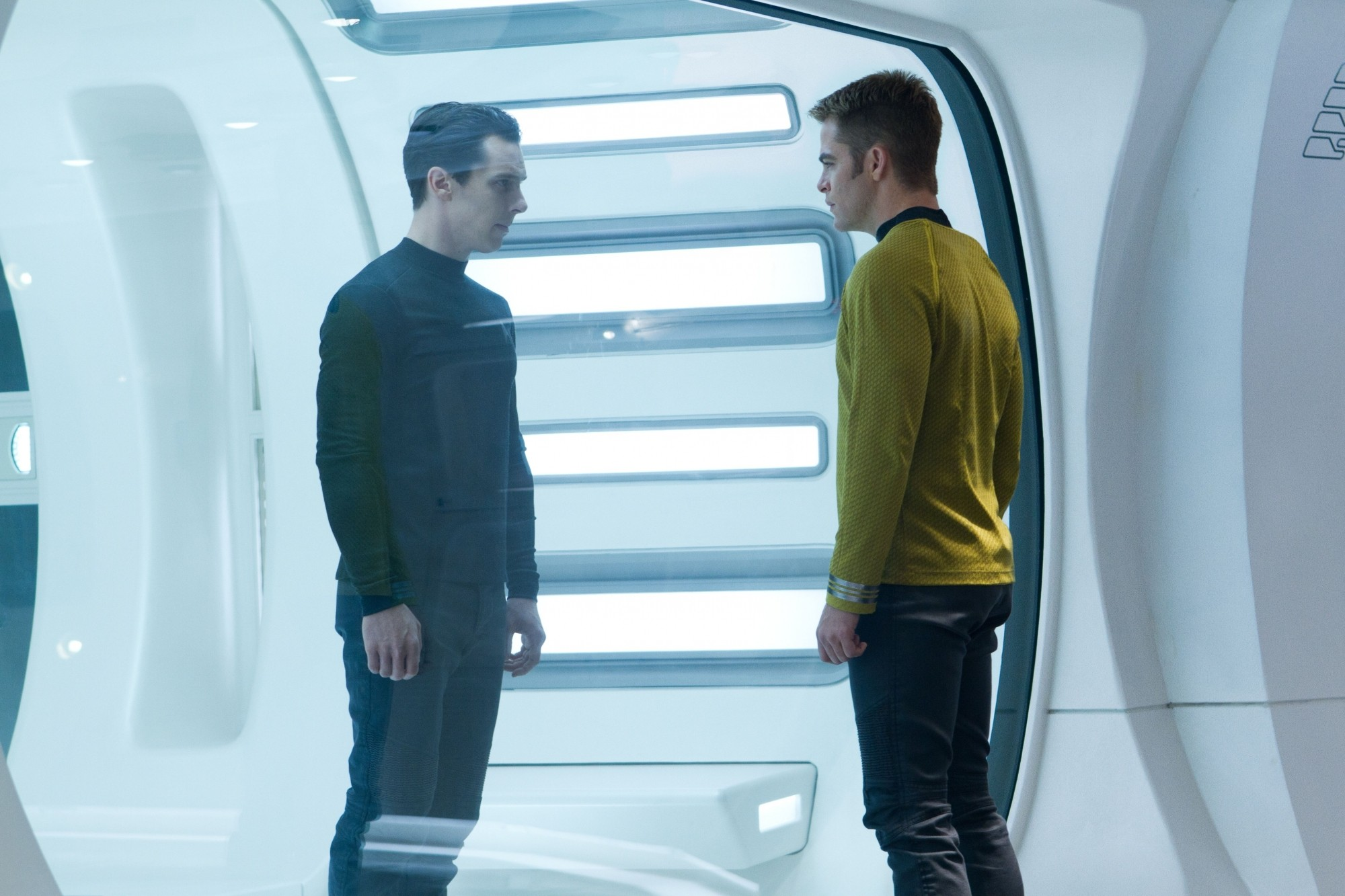 Kirk and John Harrison