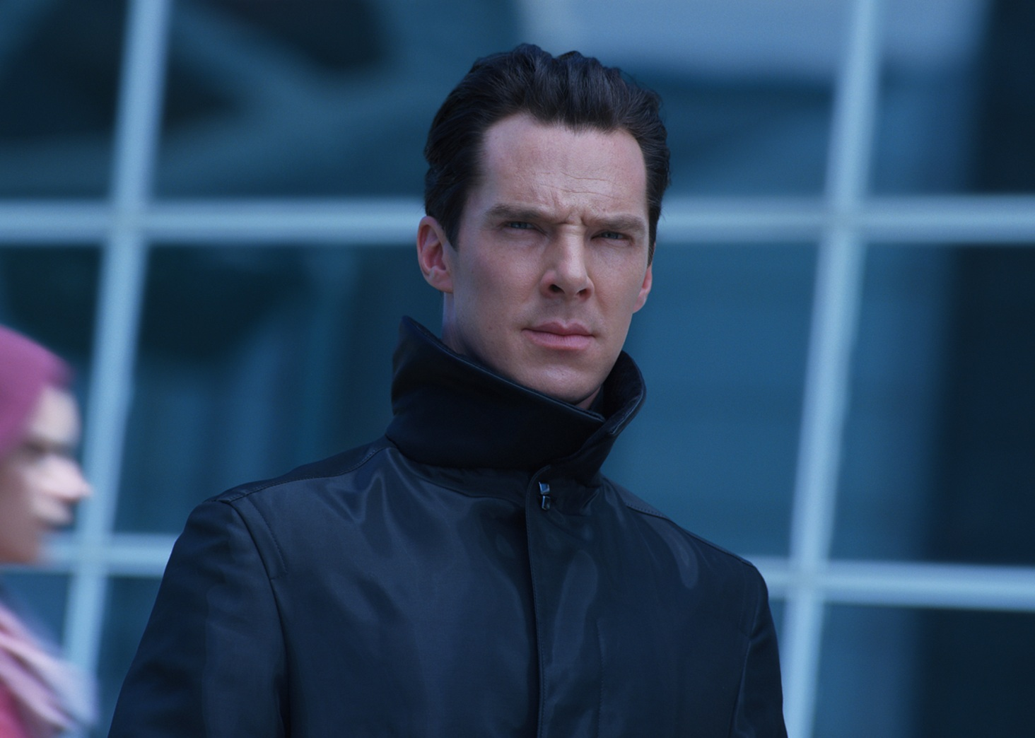 Benedict Cumberbatch as John Harrison in Star Trek Into Darkness