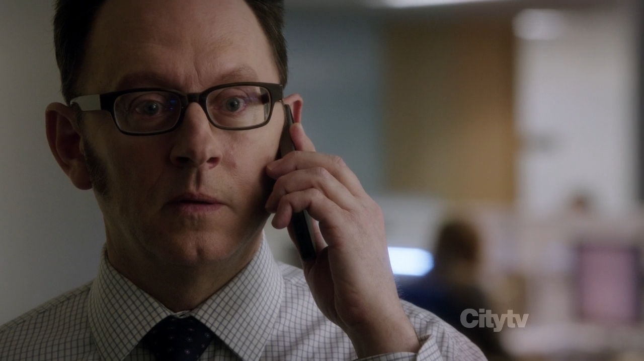 Finch (Michael Emerson) - Person of Interest
