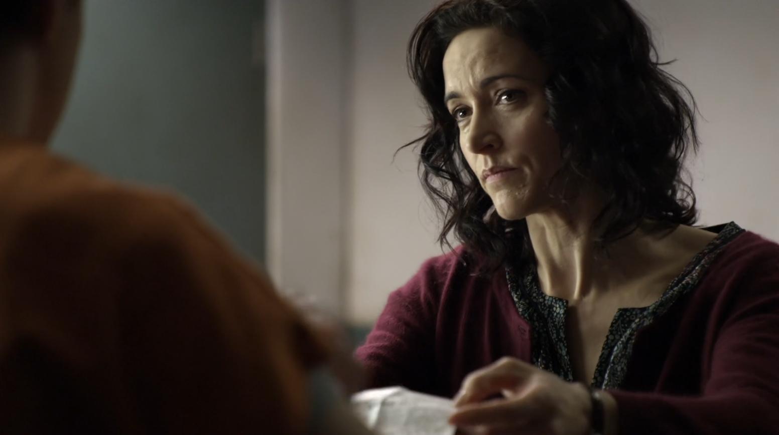 Janet Kidder as Ann Sadler - Continuum
