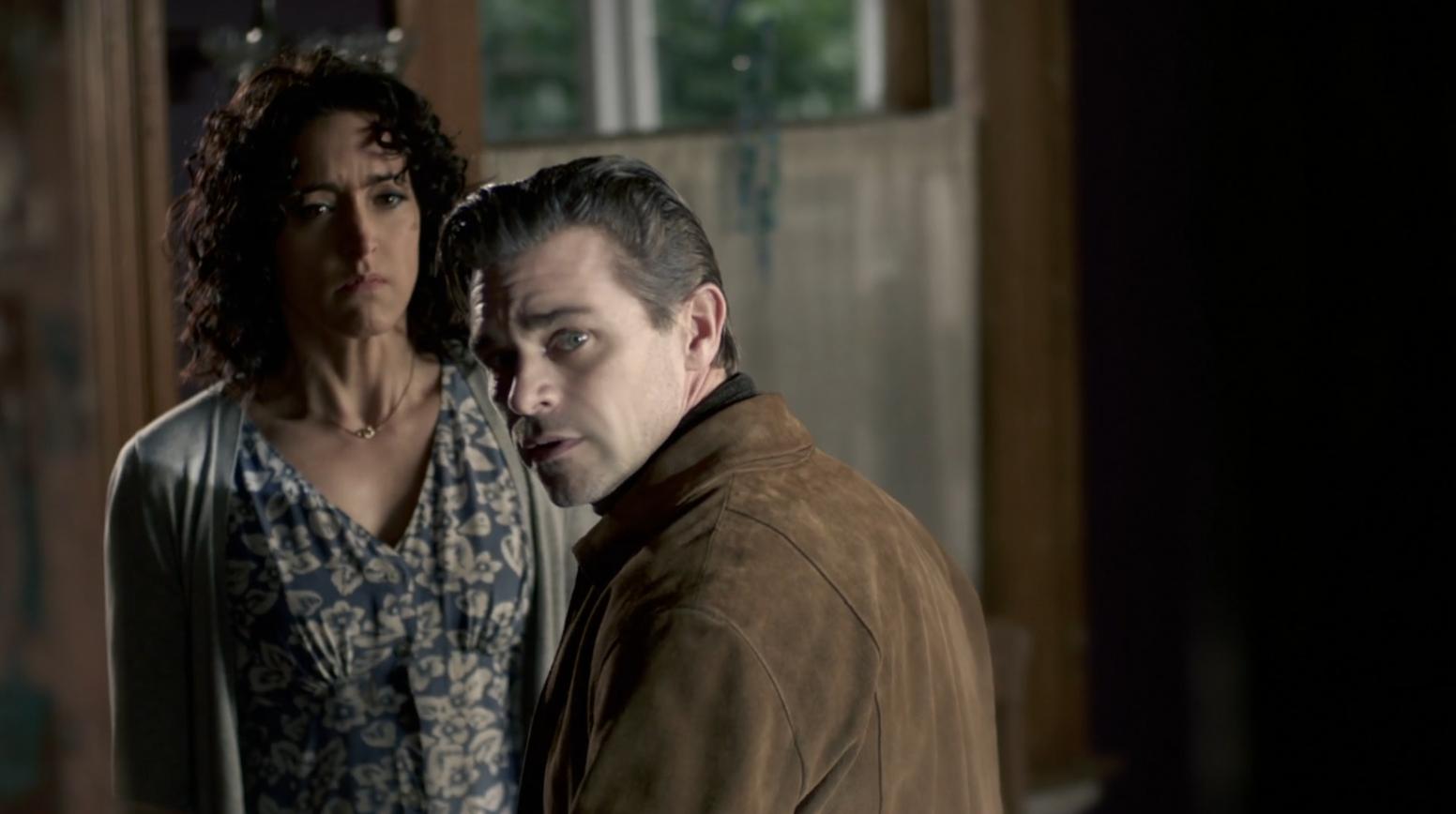 Jason and Ann - Alec's parents - Continuum