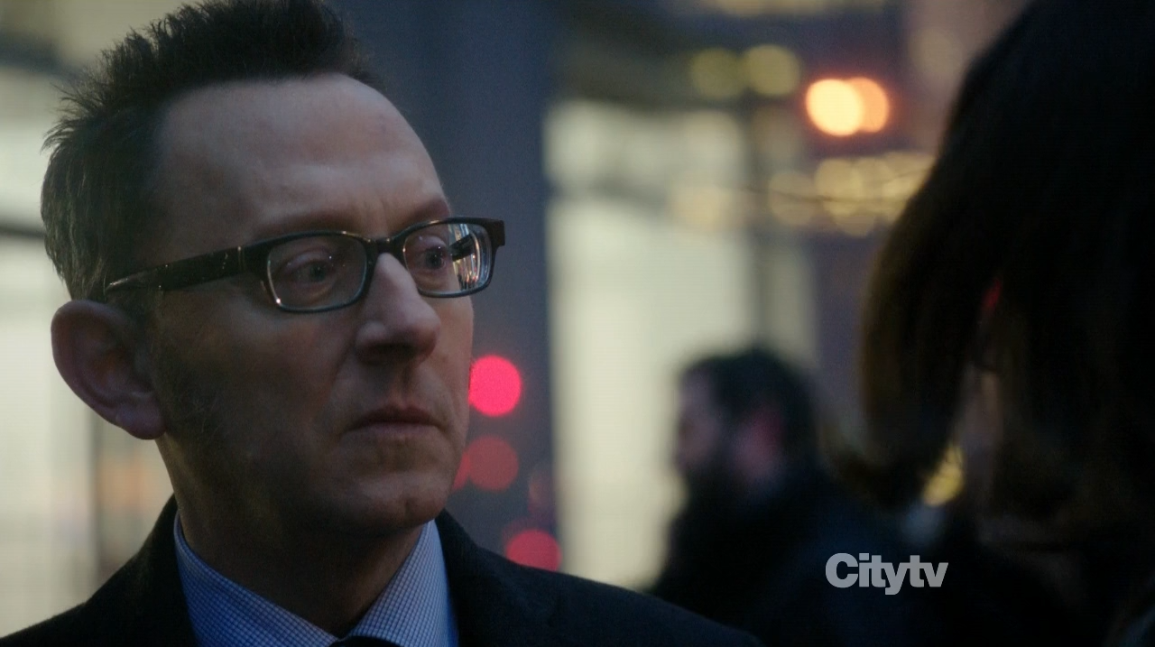 Michael Emerson as Harold Finch - Person of Interest - Zero Day