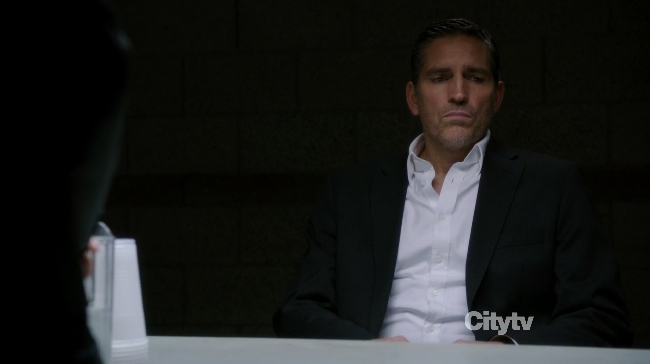 Reese (Jim Caviezel) - Person of Interest - Zero Day