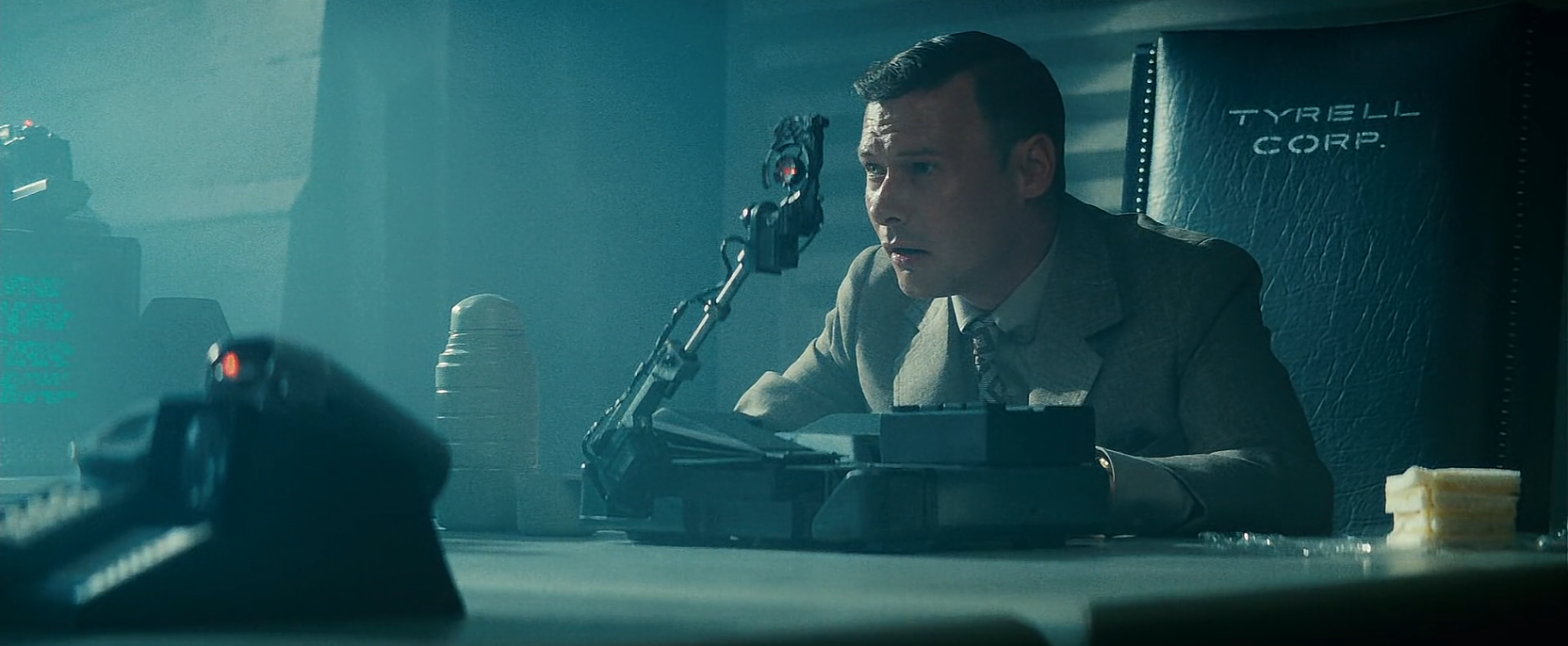 Morgan Paull as Holden - Blade Runner