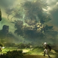 The citadel in Destiny - Bungie