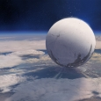 Traveler Sphere in Bungie's Destiny