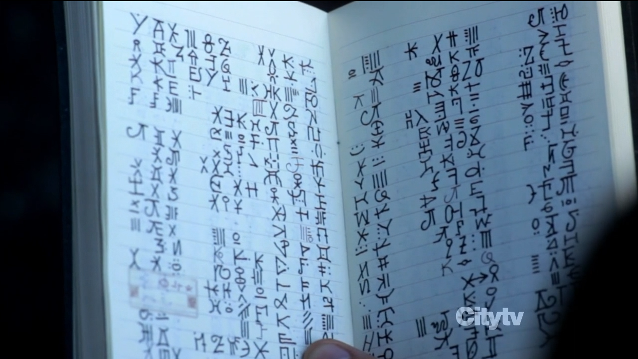 observer-scriblings  in Fringe - An Origin Story