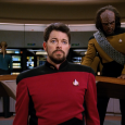 jonathan-frakes-as-commander-riker-michael-dorn-as-worf-the-best-of-both-worlds-star-trek-the-next-generation