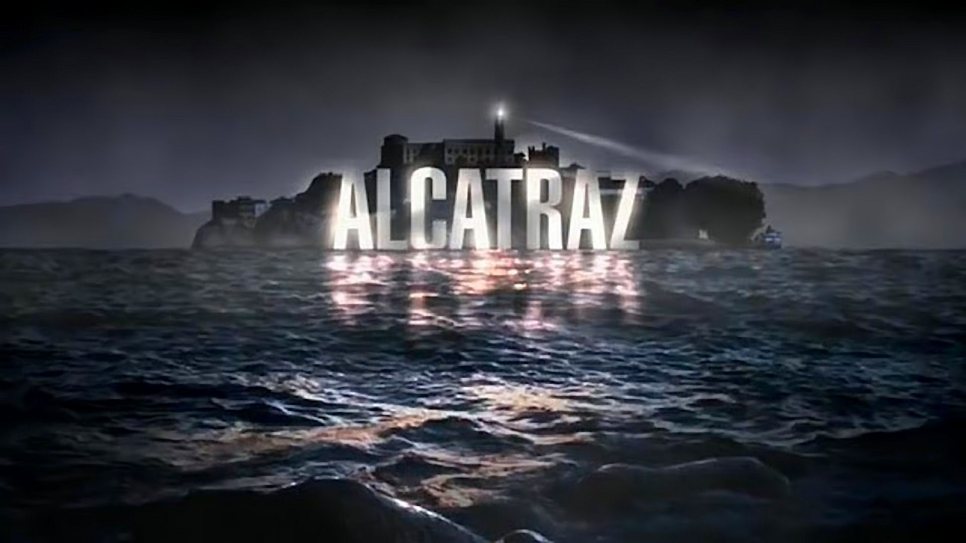 Alcatraz tv series
