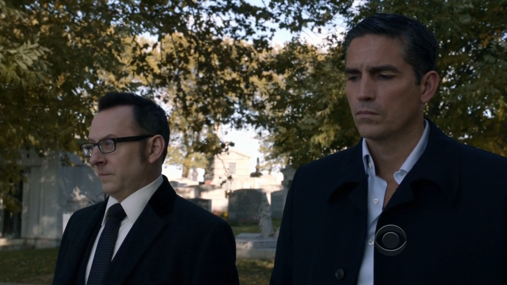 Person of Interest - Reese & Finch agree they both already dead ...