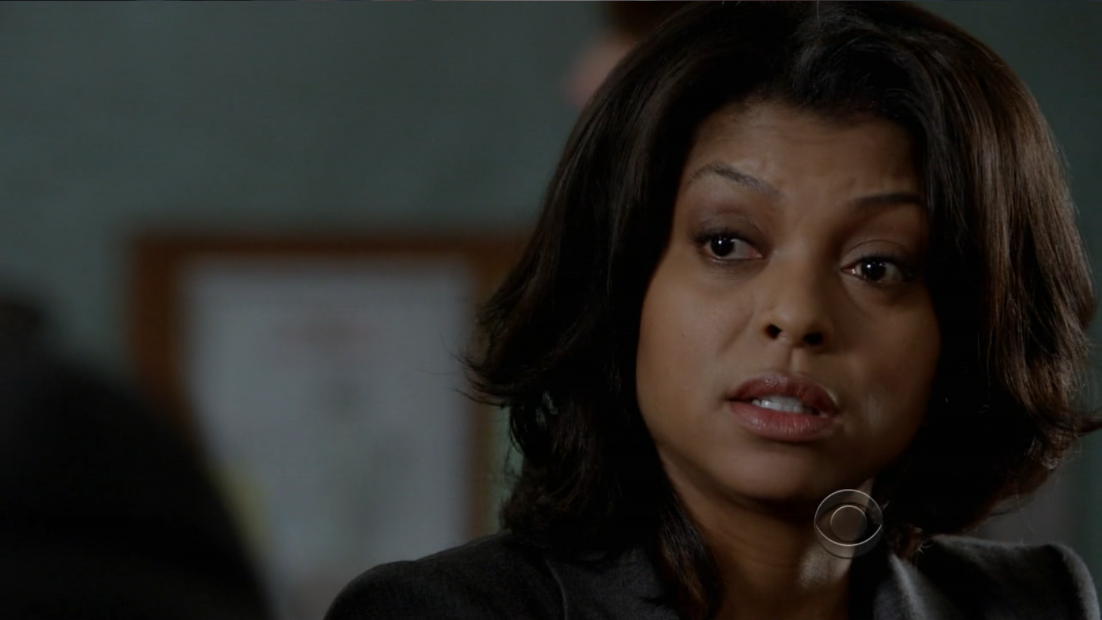 Person of Interest - Detective Carter (Taraji P. Henson)