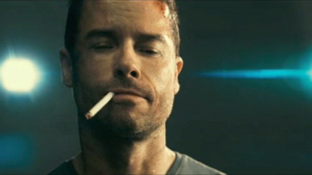 Guy Pearce in MS One: Maximum Security