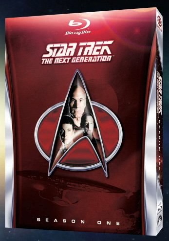 Star Trek The Next Generation Blu-ray