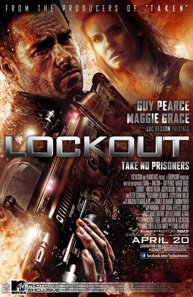 Lockout - Maximum Security One