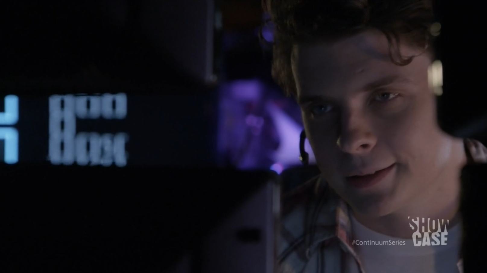Continuum - Erik Knudsen as a Young Alec Sadler