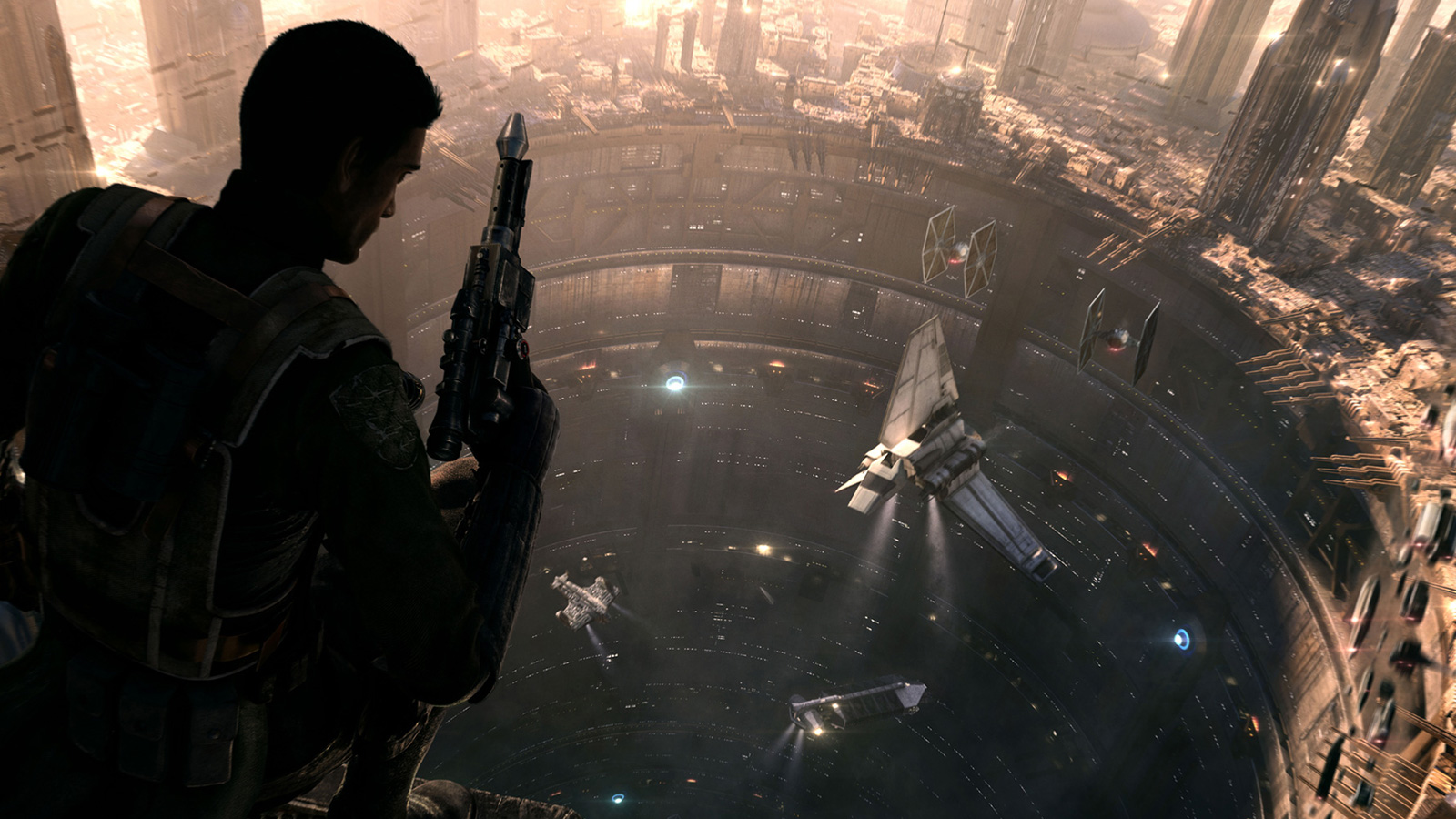 Star Wars 1313 - artwork 1
