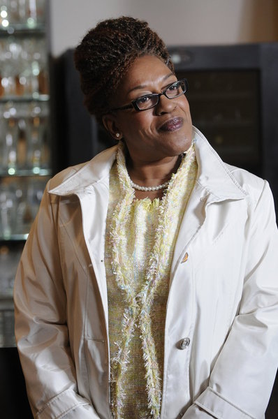 Warehouse 13 - CCH Pounder as Mrs. Frederic
