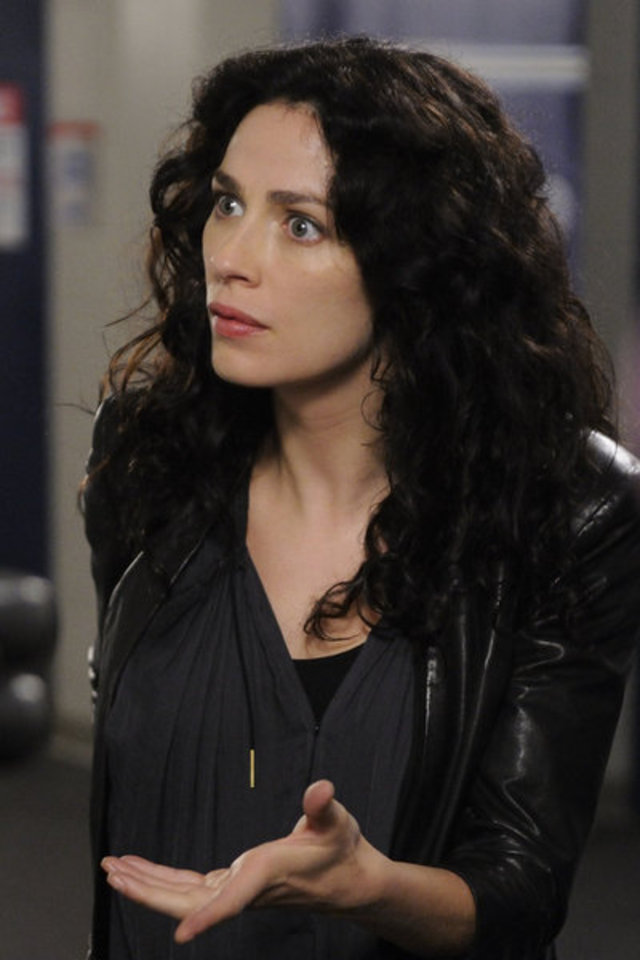 Warehouse 13 - Joanne Kelly as Myka Bering