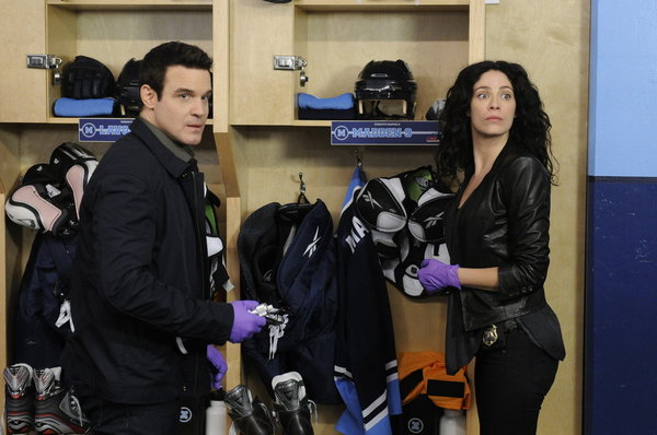 warehouse 13 season 4 pete and myka relationship