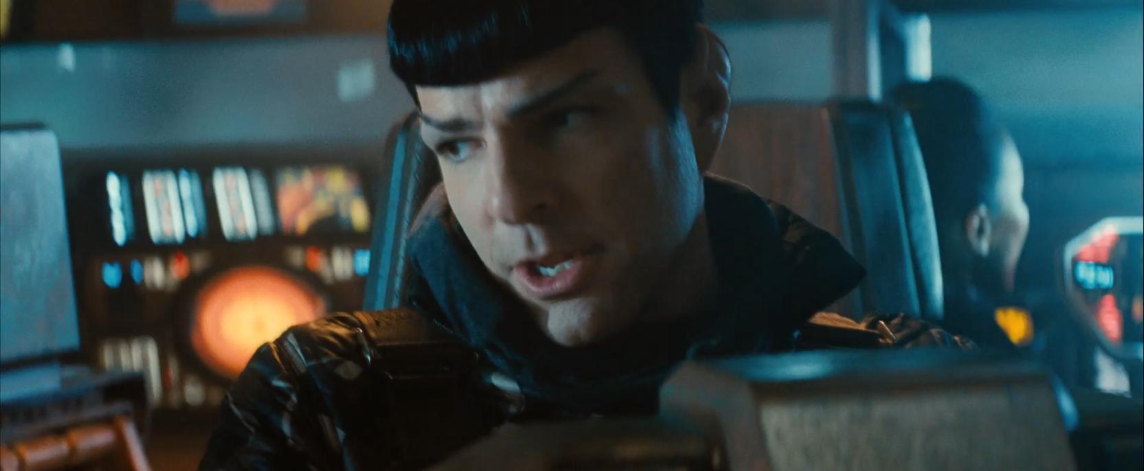 Star Trek Into Darkness International Trailer! - SciFiEmpire