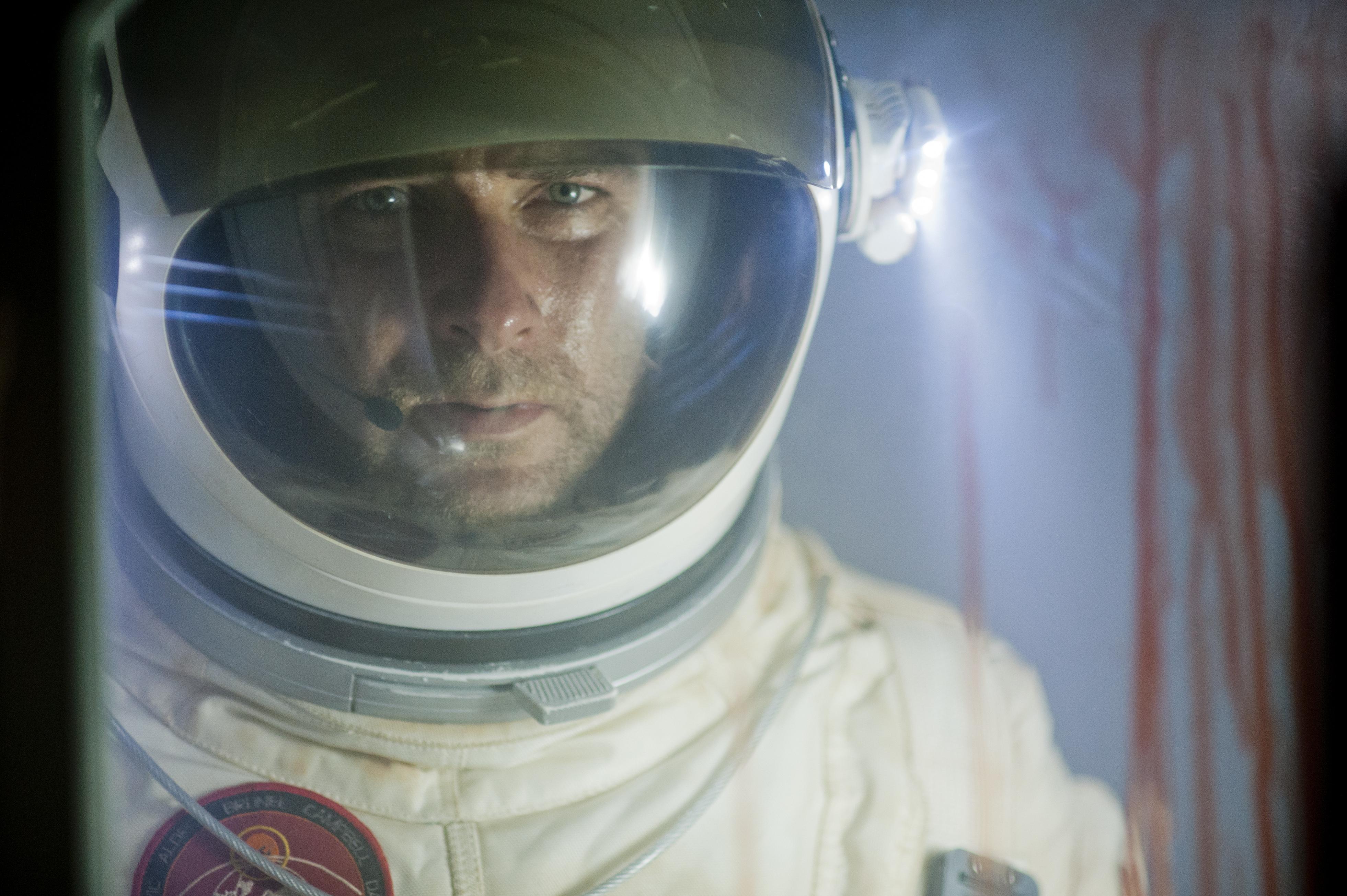 Liev Schreiber in Last Days on Mars