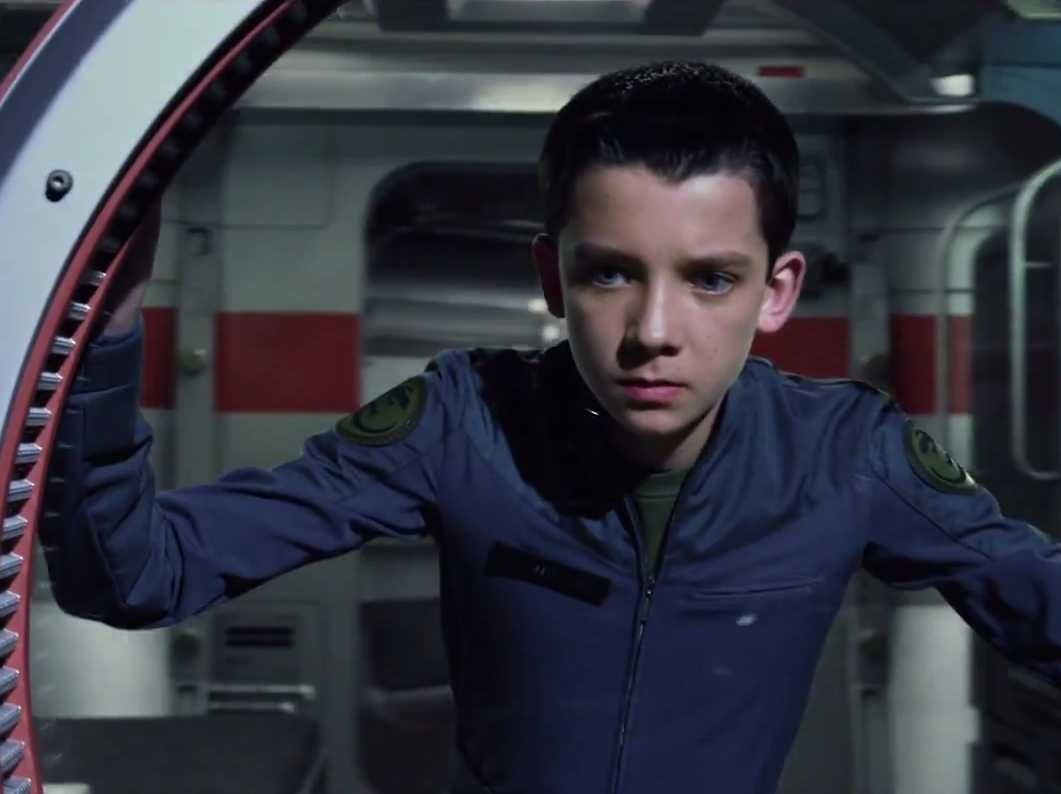 Asa Butterfield as Ender Wiggin - Ender's Game