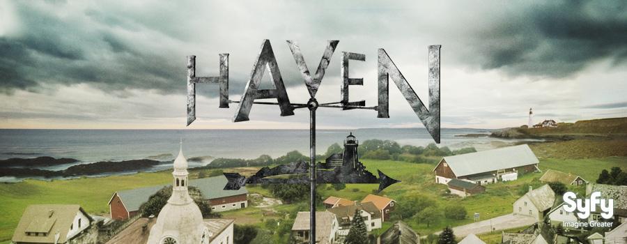 Haven Banner Syfy