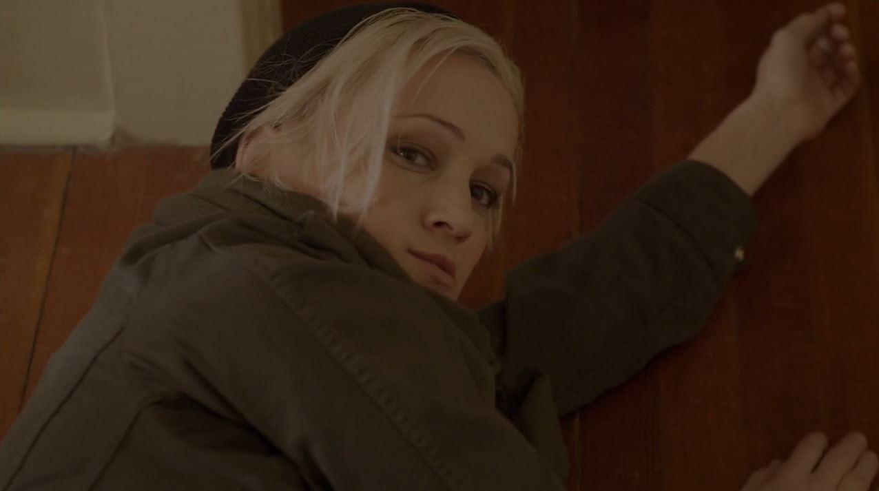 Luvia Petersen as Jasmine Garza - Continuum Second Wave