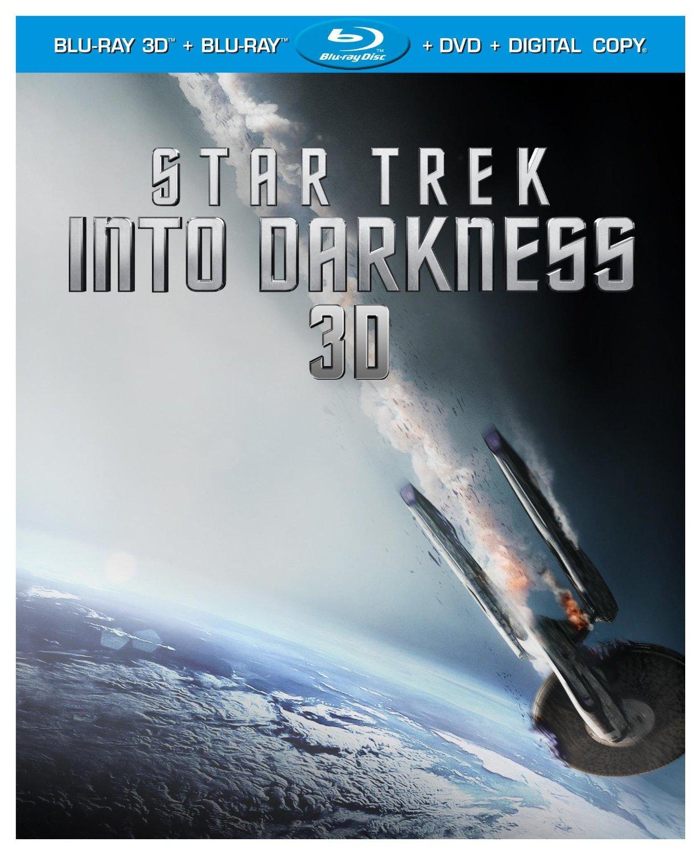 Star Trek Into Darkness (Blu-ray 3D + Blu-ray + DVD + Digital Copy) Star Trek Into Darkness Blu-ray out September 10th