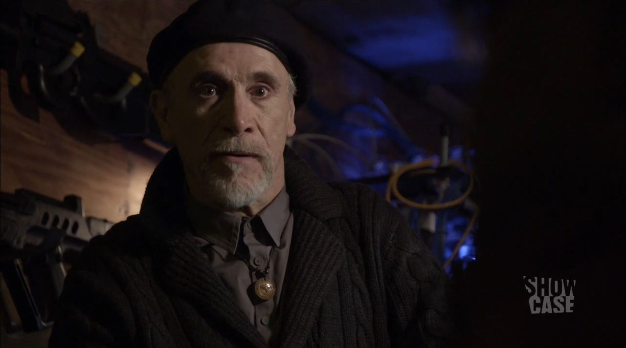 Tony Amendola as Kagame - Continuum Second Guess Continuum S2Ep11 Second Guess Review!