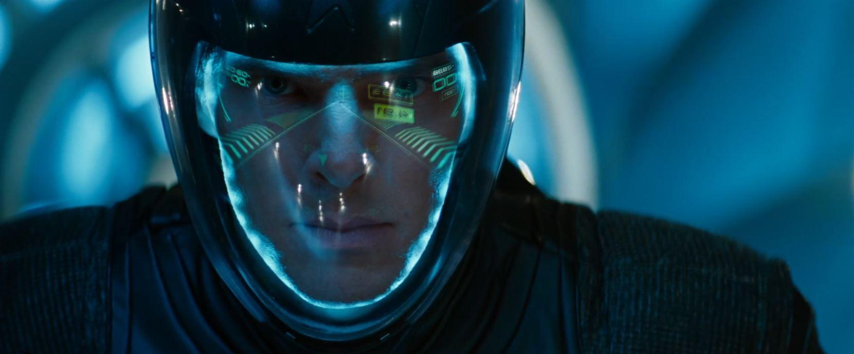 Star Trek Into Darkness - Benedict Cumberbatch as Khan