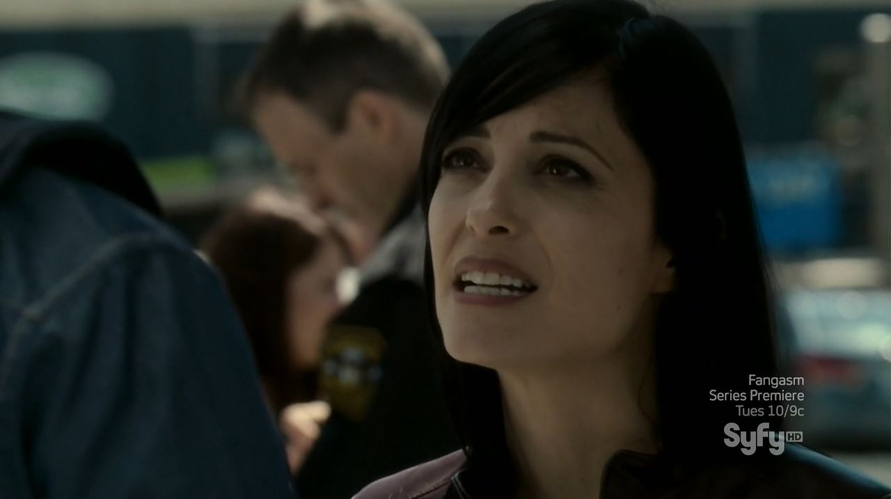 Kate Kelton as Jordan McKee in Haven season 4