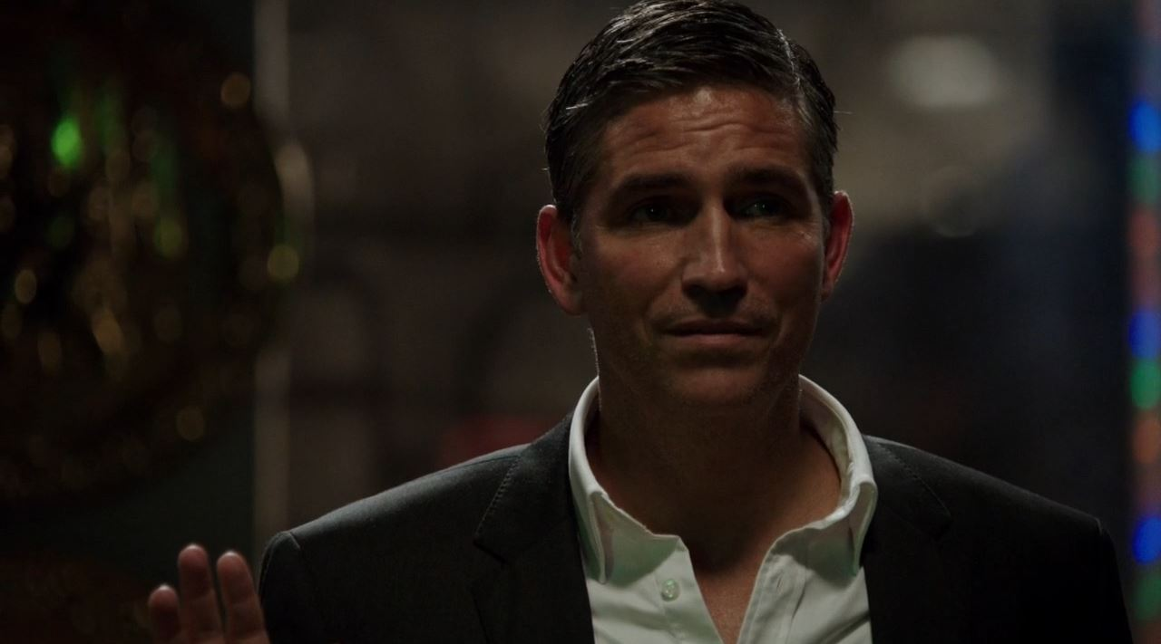 Mr. Reese as a concerned third party - Person of Interest
