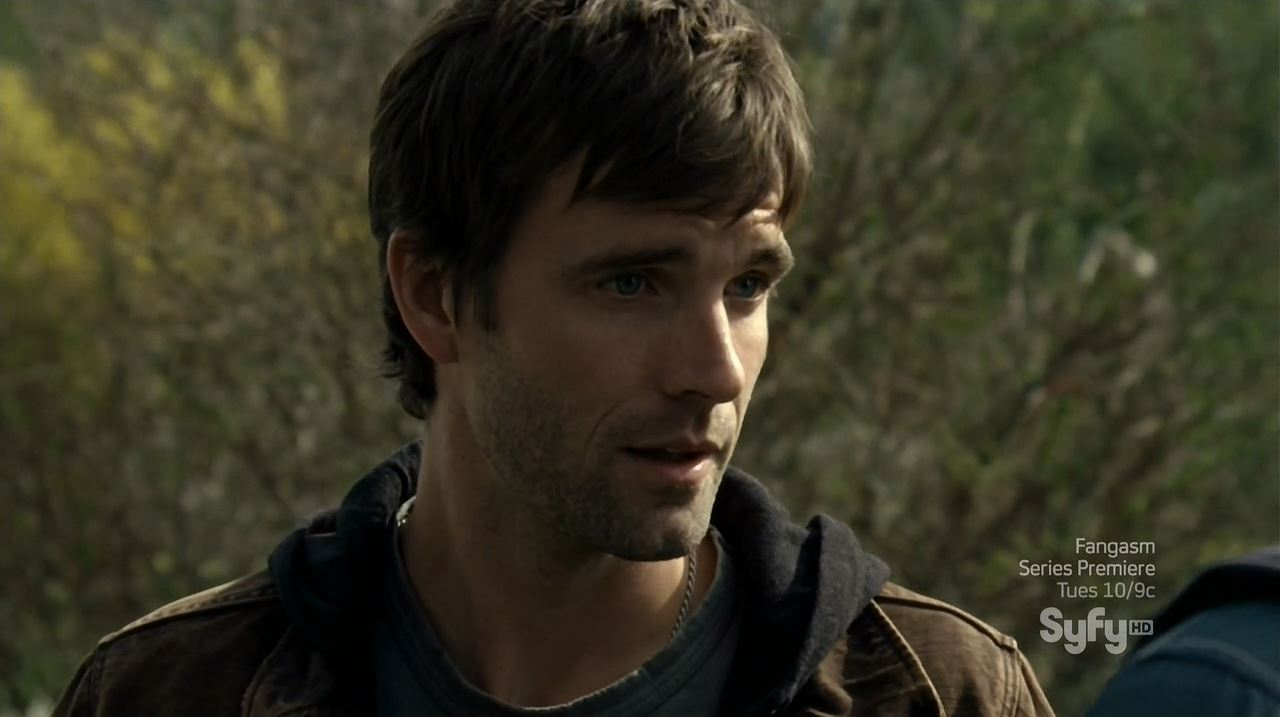 Nathan Wuornos still trying to find audrey - Haven