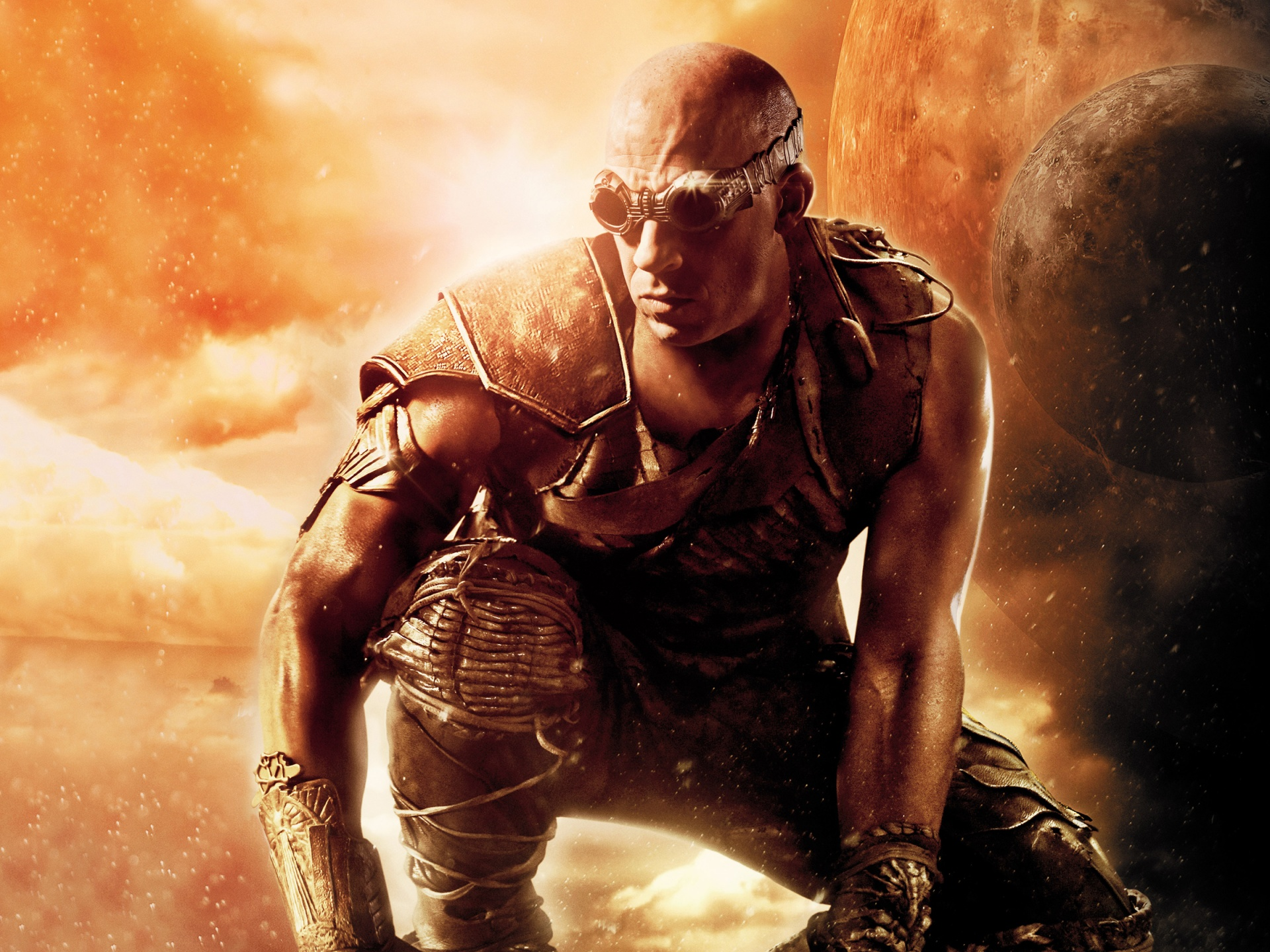 The Chronicles of Riddick Movies In Order