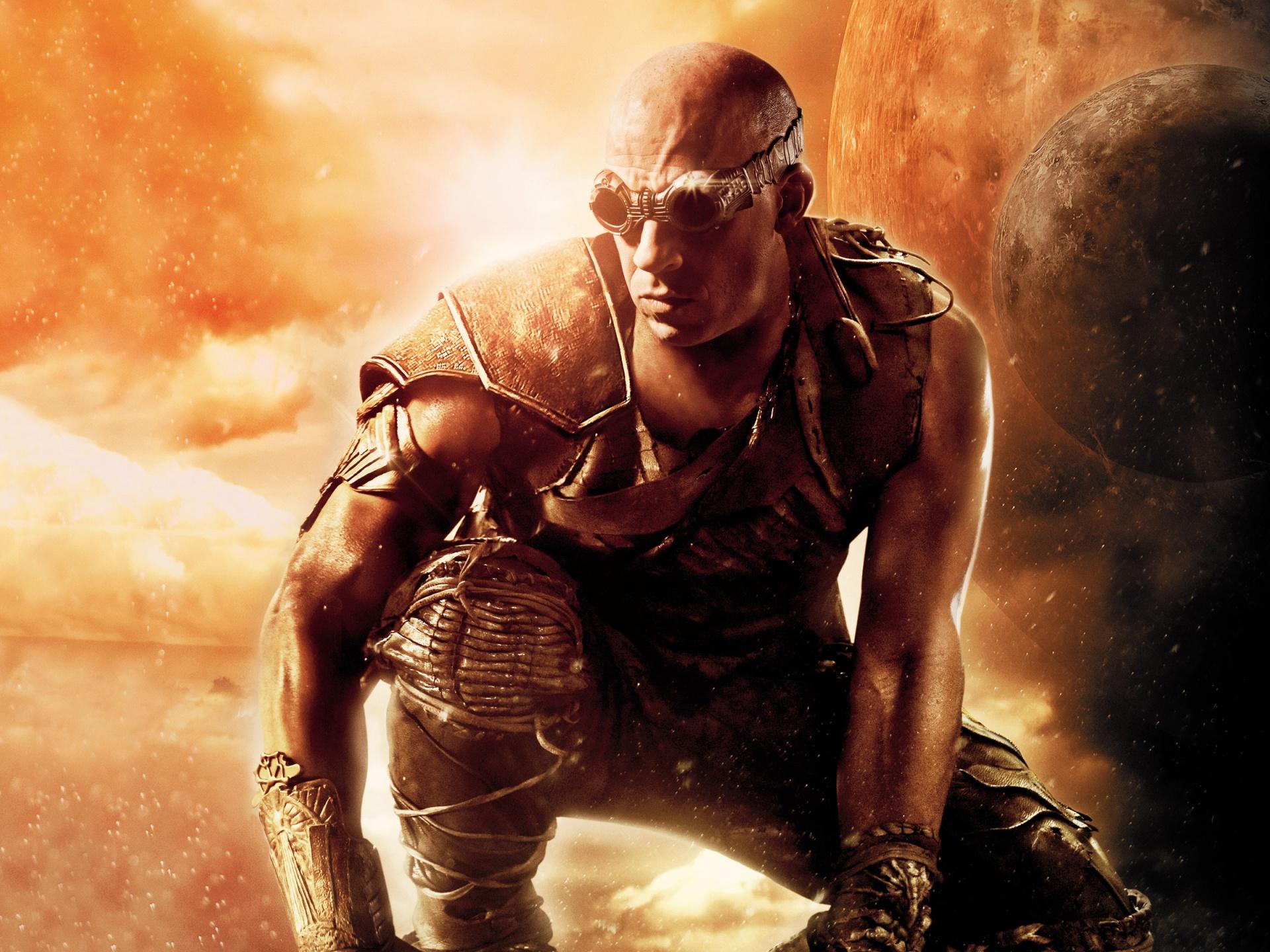 Riddick 3 - Vin Diesel as Riddick