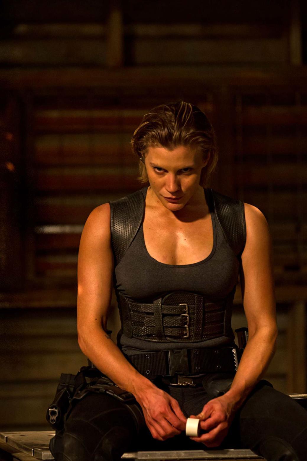 Riddick - Katee Sackhoff as Dahl